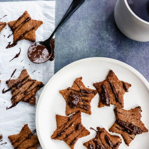 Star Refined Sugar-Free Plant-Based Cookies